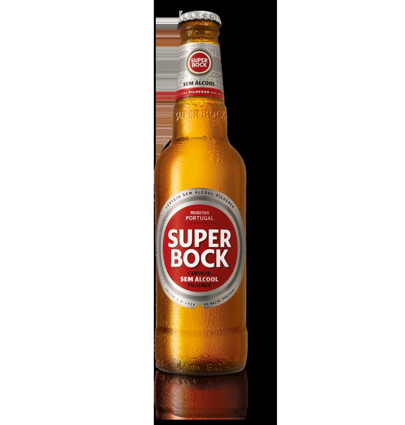 Non-Alcoholic Super Bock
